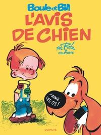 Jean Roba et Laurent Verron - Boule & Bill  : L'avis de chien.