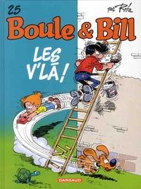 Jean Roba - Boule & Bill Tome 25 : Les v'là ! - Tes héros vus à la TV.