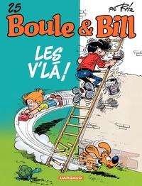 Jean Roba - Boule & Bill Tome 25 : Les V'là !.
