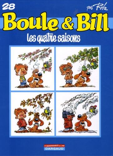 Boule & Bill Tome 28 Les quatre saisons