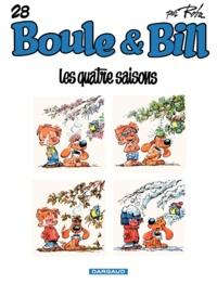 Jean Roba - Boule & Bill Tome 28 : Les quatre saisons.