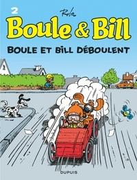 Jean Roba - Boule et Bill Tome 2 : Boule et Bill déboulent.
