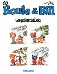 Jean Roba - Boule et Bill Tome 28 : Les quatre saisons.