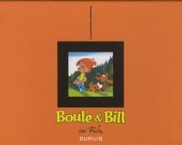 Jean Roba - Boule et Bill - Coffret en 3 volumes.