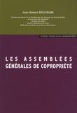 Jean Robert Bouyeure - Les assemblées générales de copropriété.