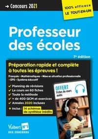 Jean-Robert Delplace - CRPE - Concours Professeur des écoles - Préparation rapide et complète à toutes les épreuves - Tout le CRPE en un seul volume - Session 2021.