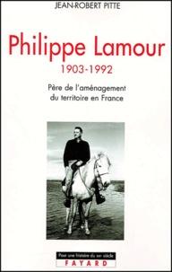 Jean-Robert Pitte - .