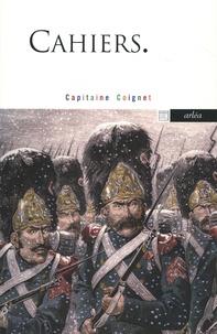 Jean-Roch Coignet - Cahiers.