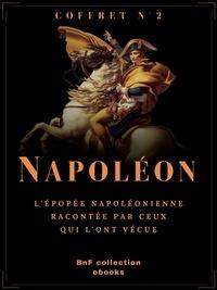 Jean-Roch Coignet et Marcellin Marbot (de) - Coffret Napoléon n°2 - L'épopée napoléonienne racontée par ceux qui l'ont vécue.