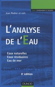 LAnalyse de leau - Eaux naturelles, eaux résiduaires, eau de mer.pdf