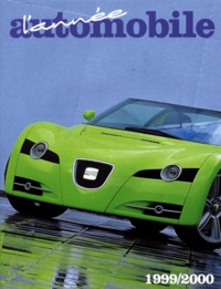 Jean-Rodolphe Piccard - L'ANNEE AUTOMOBILE 1999-2000.