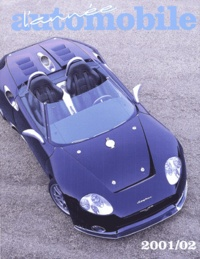 Jean-Rodolphe Piccard - L'année automobile 2001-2002.