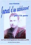 Jean Rodon - Journal d'un adolescent face à la guerre.