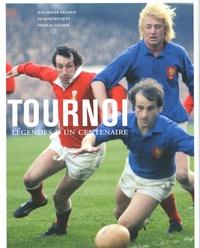 Jean-Roger Delsaud et Jacques Souquet - Tournoi - Légendes d'un centenaire.