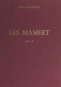 Jean Rogissart et Camille Belliard - Les Mamert (2).