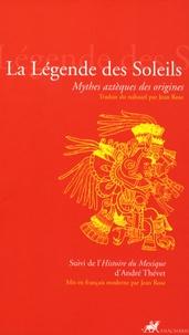 Sennaestube.ch La Légende des Soleils - Mythes aztèques des origines Image