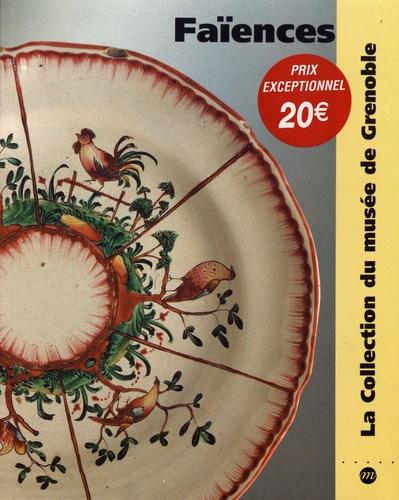 Jean Rosen et Dominique Forest - Faïences - La collection du musée de Grenoble.