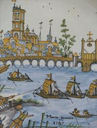 Jean Rosen - La faïence de Nevers 1585-1900 - Coffret 2 volumes : Tome 1, Histoires et techniques ; Tome 2, L'Age d'or du XVIIe siècle.