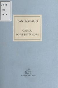 Jean Rouaud - .