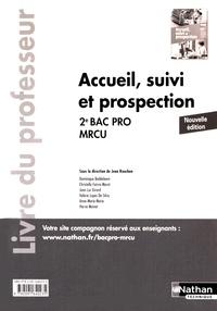 Accueil, suivi et prospection 2de Bac Pro MRCU - Livre du professeur.pdf