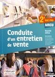 Jean Rouchon - Conduite d'un entretien de vente 2de Bac Pro MRCU.