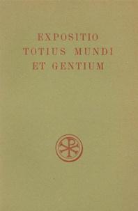 Deedr.fr EXPOSITIO TOTIUS MUNDI ET GENTIUM. Edition billingue français-latin Image