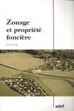 Jean Ruegg - Zonage et propriété foncière.