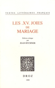 Cjtaboo.be Les XV joies de mariage Image