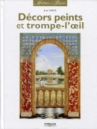 Jean Sablé - Décors peints et trompe-l'oeil.