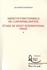 Aspects fonctionnels de luniversalisation - Etude de droit international privé.pdf
