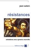 Jean Salem - Résistances.