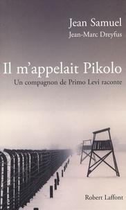 Histoiresdenlire.be Il m'appelait Pikolo - Un compagnon de Primo Levi raconte Image