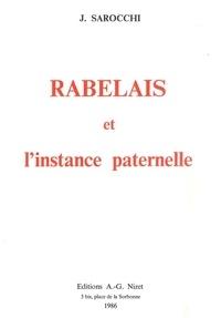 Jean Sarocchi - Rabelais et l'instance paternelle.