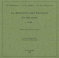 Jean Sarrazin et Jean-Louis Jobit - La descente des Français en Irlande - 1798.