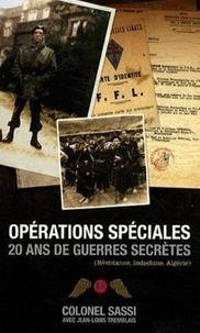 Ucareoutplacement.be Opérations spéciales - 20 ans de guerres secrètes Image