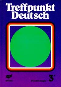 Jean Schenck et Jean Janitza - Treffpunkt Deutsch - Classe de 3e première langue.