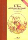 Jean-Sébastien Blanck - Le Lion qui ne savait pas chasser (mais qui devint roi). 1 CD audio