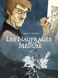 Jean-Sébastien Bordas et Jean-Christophe Deveney - Les naufragés de la Méduse.