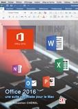Jean-Sébastien Chérel - Office 2016 pour MAC - Une suite optimisée.