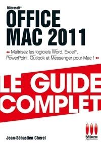 Office Mac 2011 - Jean-Sébastien Cherel pdf epub