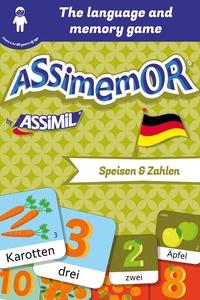 Jean-Sébastien Deheeger et  Céladon - Assimemor – My First German Words: Speisen und Zahlen.