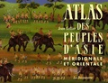 Jean Sellier - Atlas des peuples d'Asie Meridionale.
