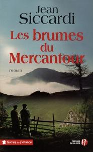 Jean Siccardi - Les brumes du Mercantour.