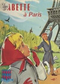 Jean Sidobre - Babette à Paris.