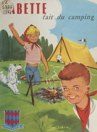 Jean Sidobre - Babette fait du camping.
