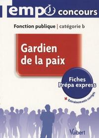 Jean Simon et Pierre-Brice Lebrun - Gardien de la paix - Fonction publique catégorie b.