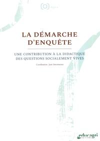 Jean Simonneaux - La démarche d'enquête - Une contribution à la didactique des questions socialement vives.