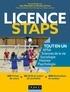 Jean Slawinski et Nicolas Termoz - Licence STAPS Tout-en-Un - 120 fiches de cours, 60 QCM et sujets de synthèse.