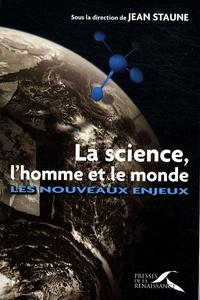 Deedr.fr La science, l'homme et le monde - Les nouveaux enjeux Image