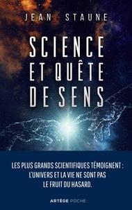 Jean Staune - Science et quête de sens.